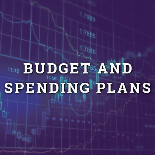 budget and spending plans