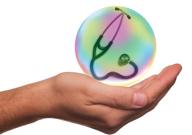 health bubble