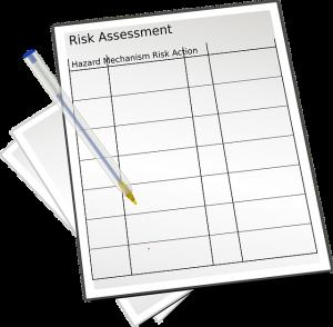 risk form